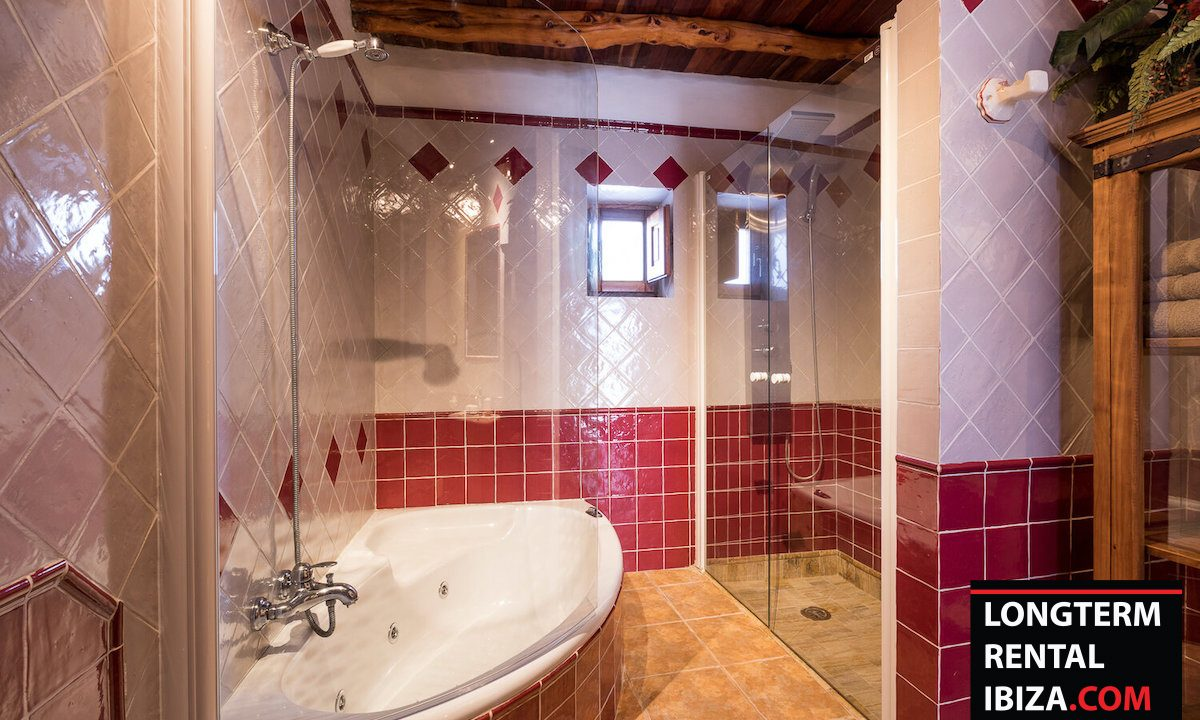 Long term rental Ibiza - Finca Authentic 26