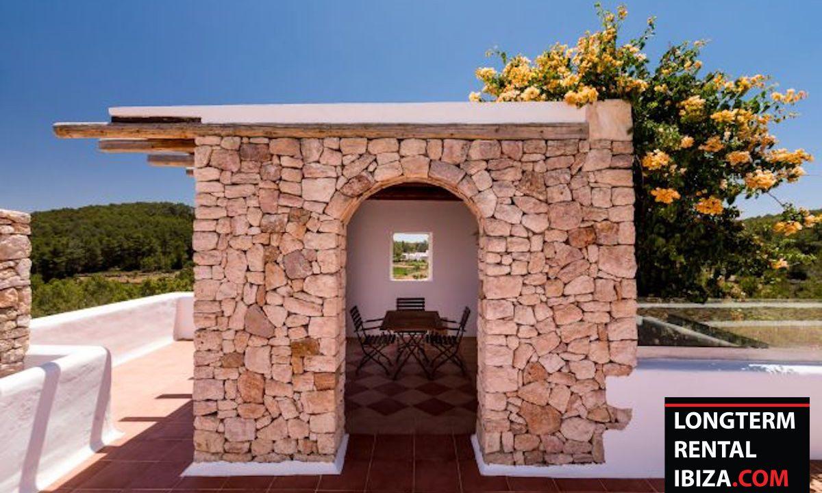 Long term rental Ibiza - Finca Authentic 3