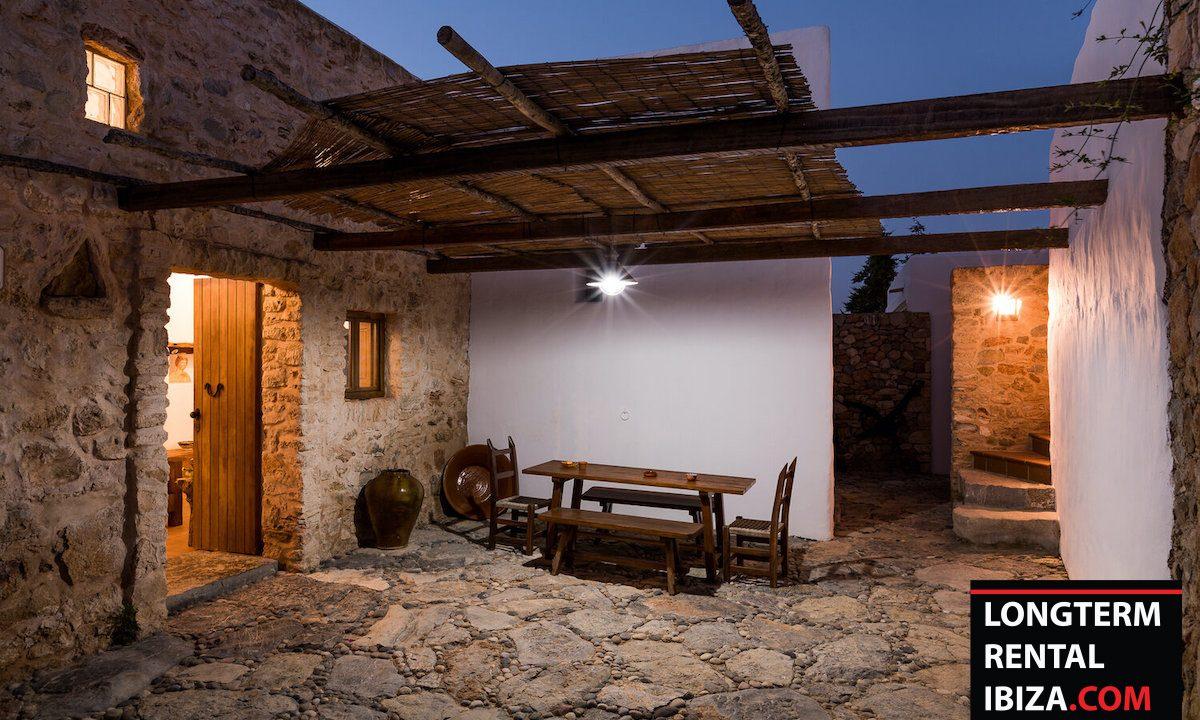 Long term rental Ibiza - Finca Authentic 30