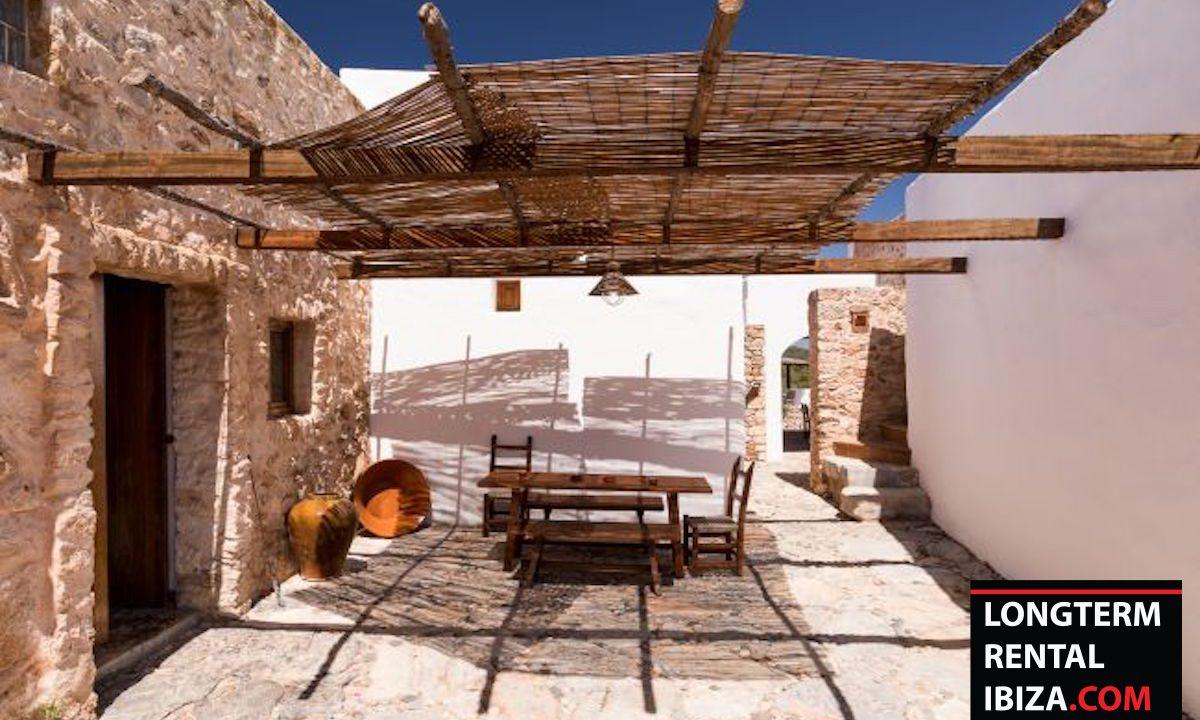 Long term rental Ibiza - Finca Authentic 4
