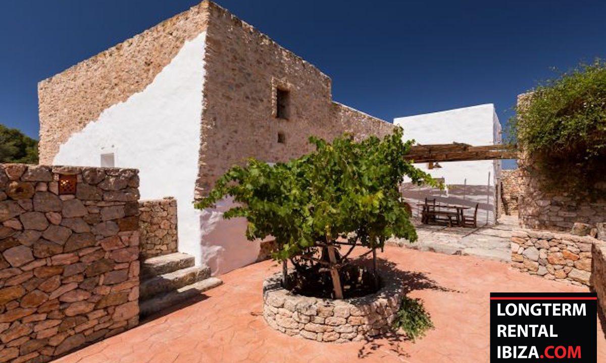 Long term rental Ibiza - Finca Authentic 5