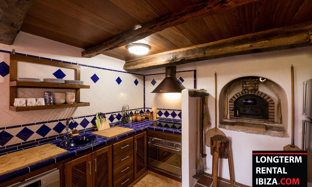 Long term rental Ibiza - Finca Authentic 6