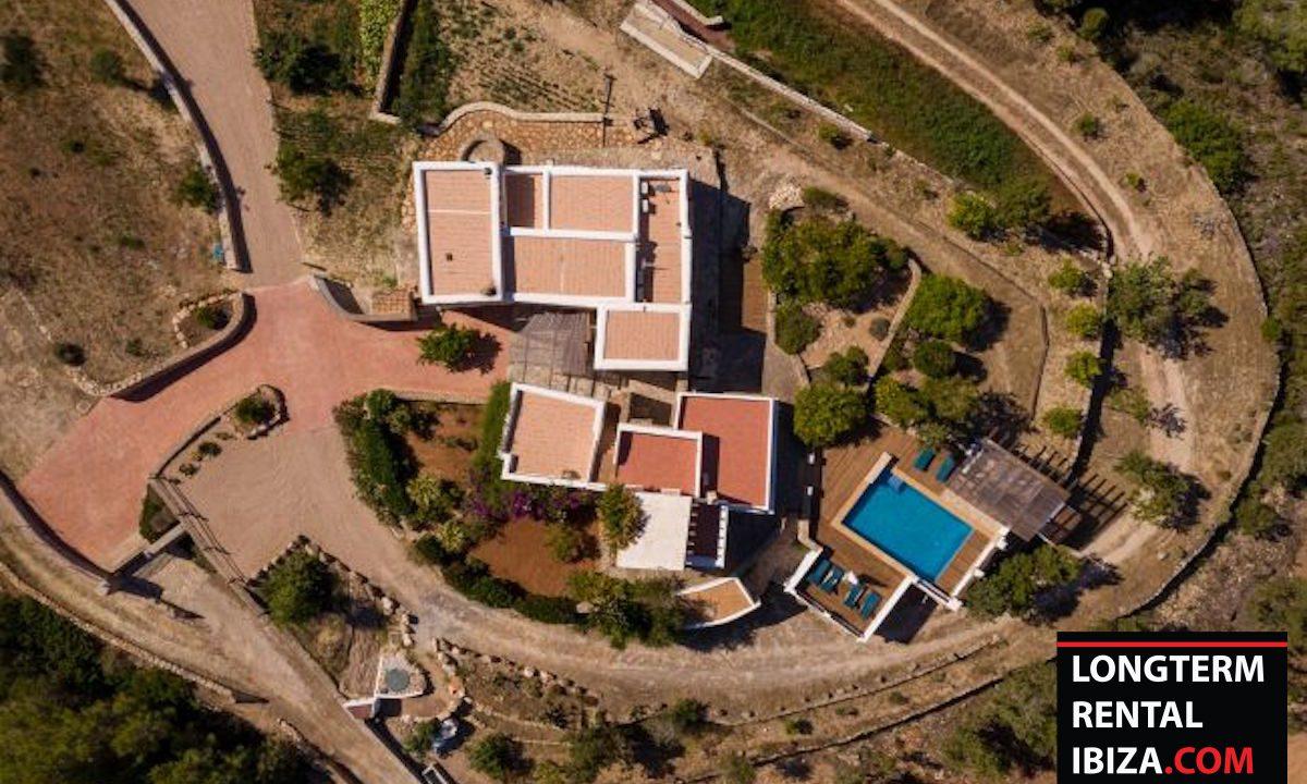 Long term rental Ibiza - Finca Authentic 9