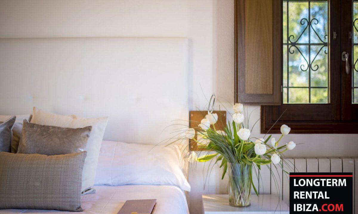 Long term rental Ibiza - Villa Castel 10