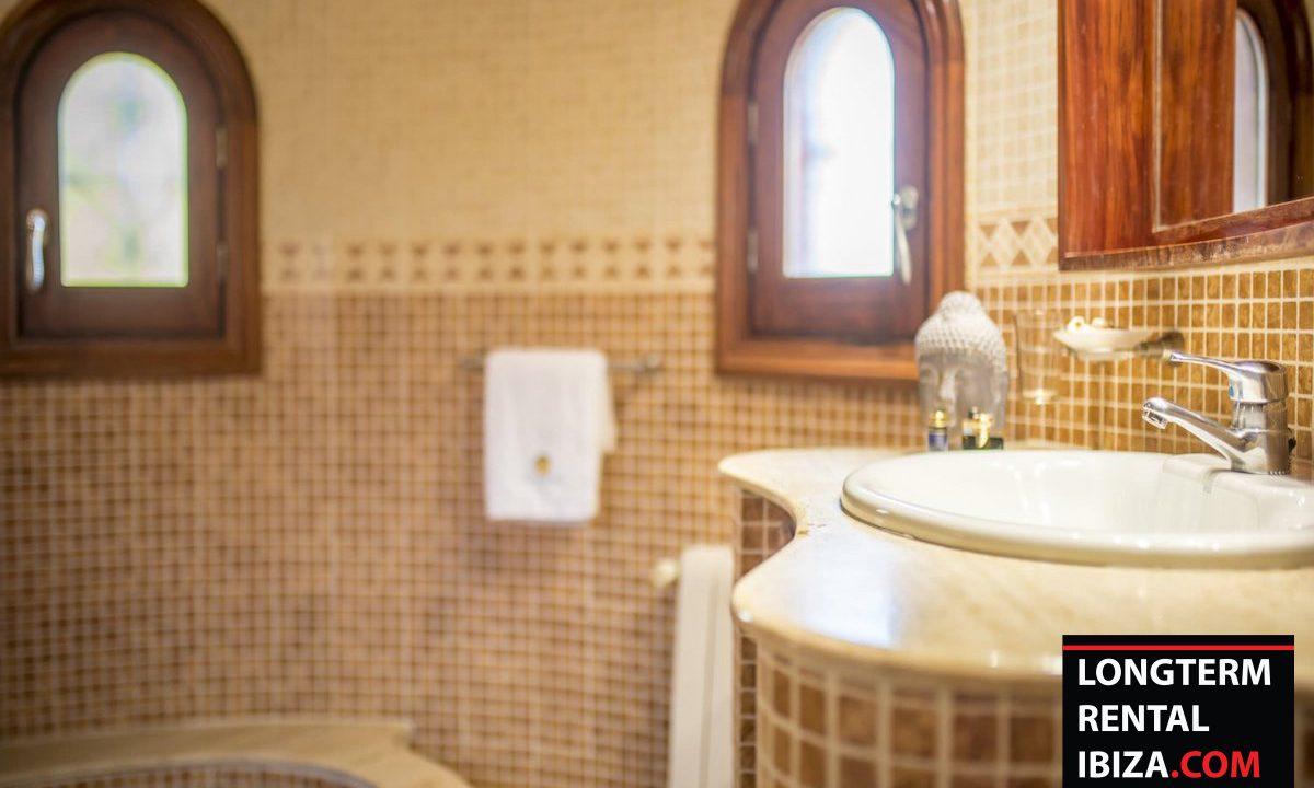 Long term rental Ibiza - Villa Castel 12