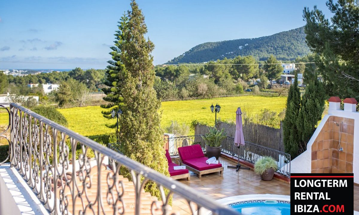 Long term rental Ibiza - Villa Castel 13