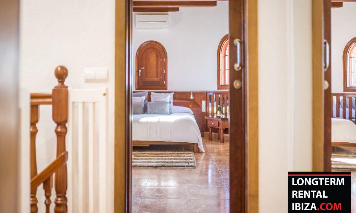 Long term rental Ibiza - Villa Castel 15