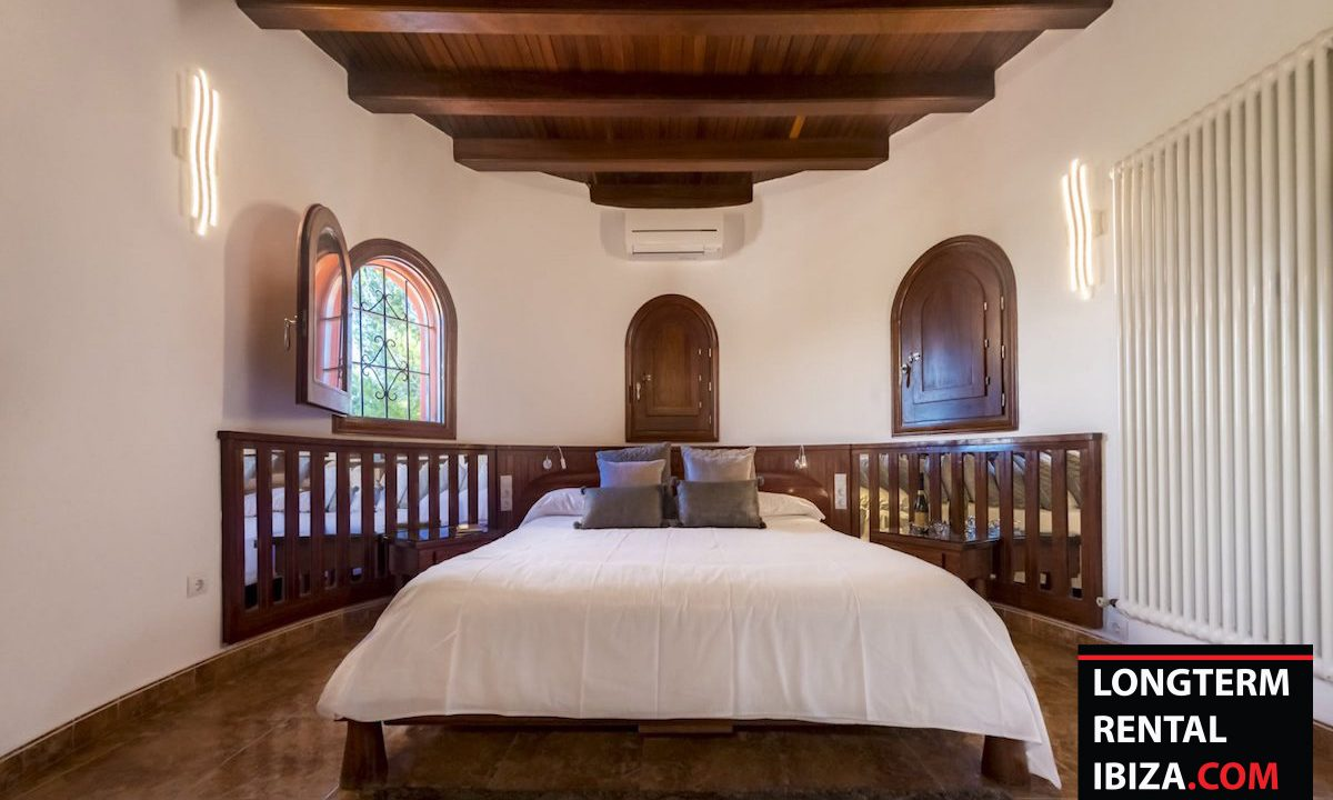 Long term rental Ibiza - Villa Castel 16