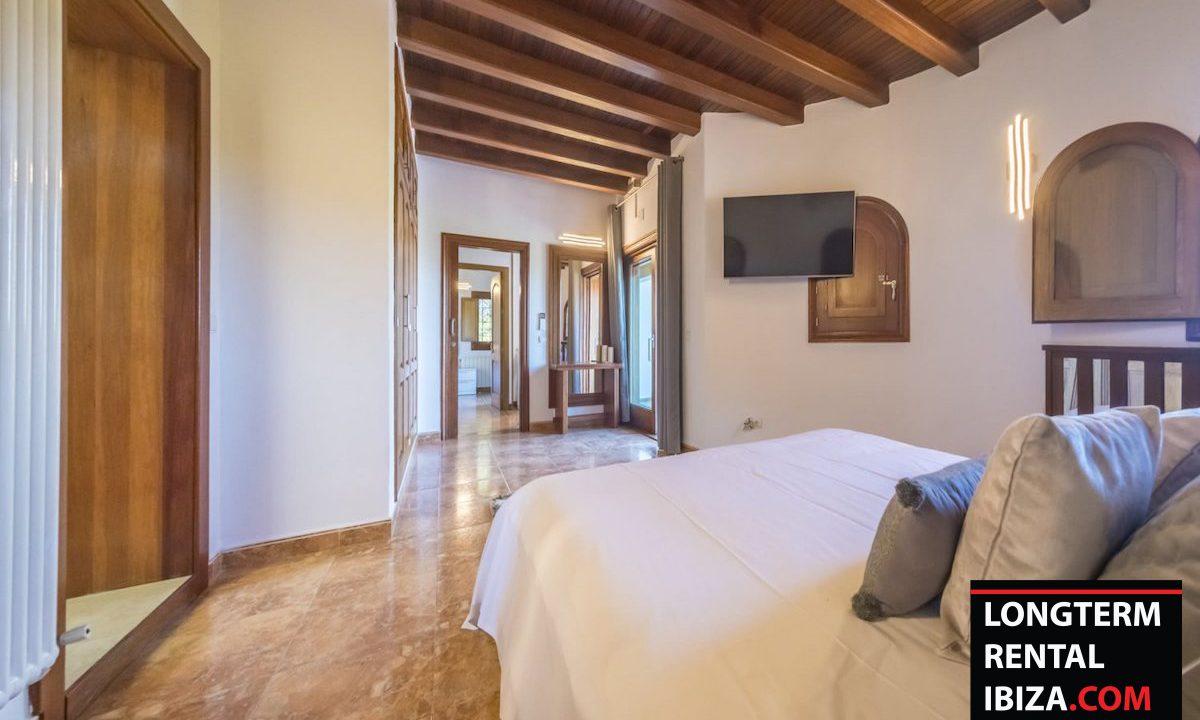 Long term rental Ibiza - Villa Castel 18