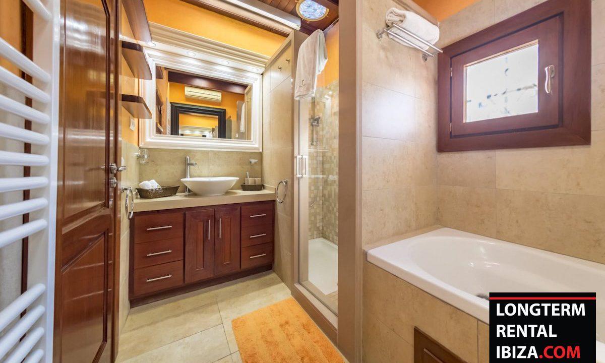 Long term rental Ibiza - Villa Castel 19
