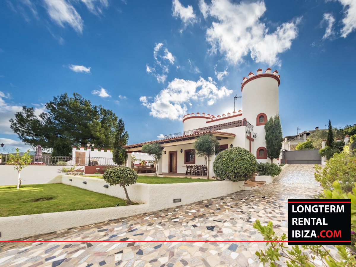 Villa Castell with touristic license
