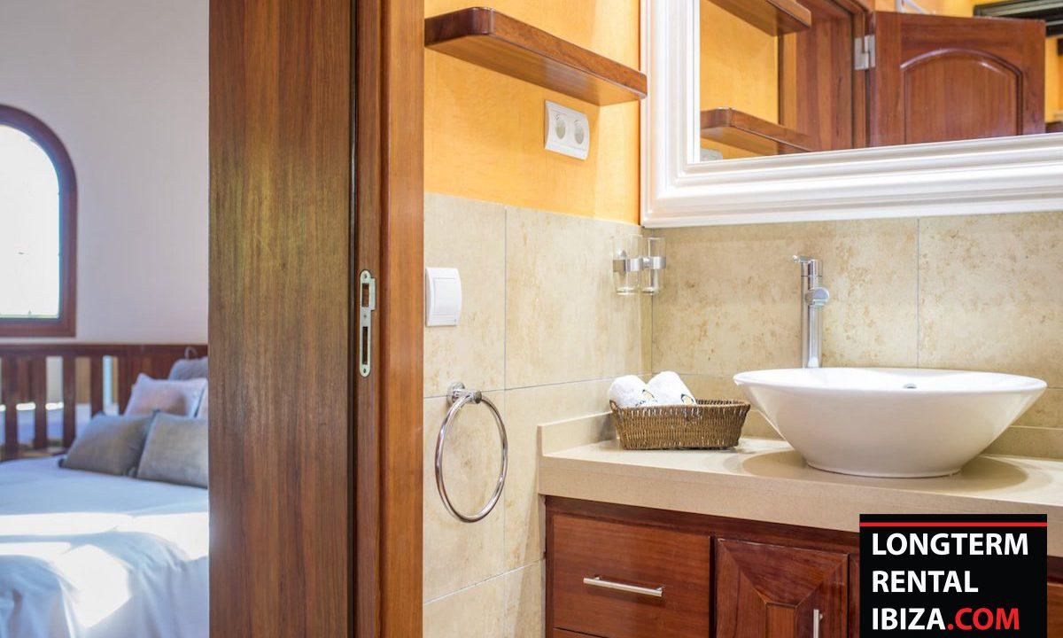 Long term rental Ibiza - Villa Castel 20