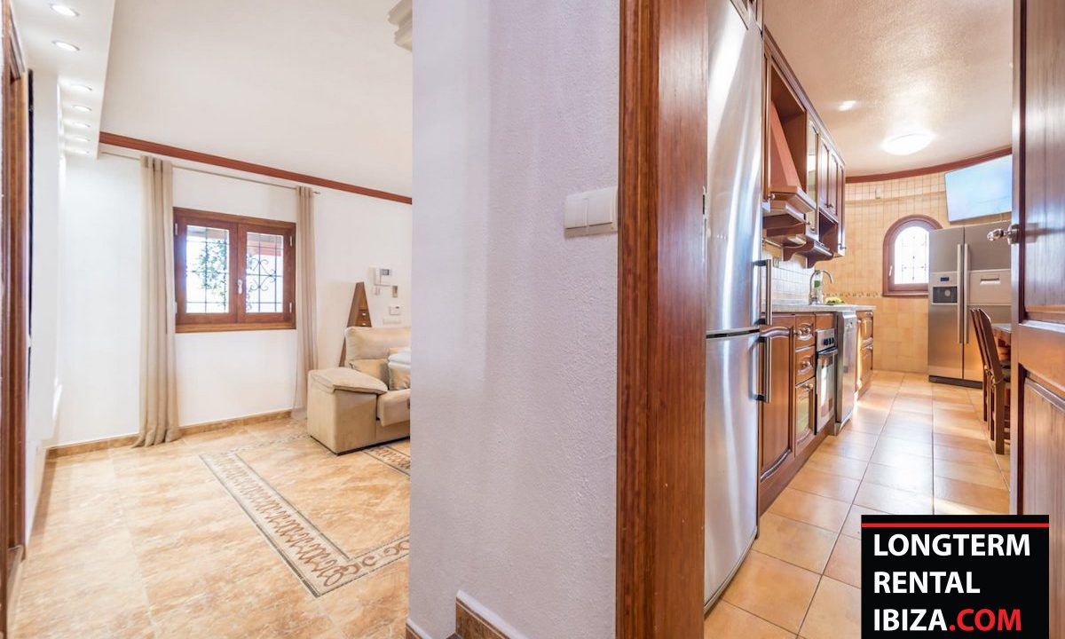 Long term rental Ibiza - Villa Castel 22