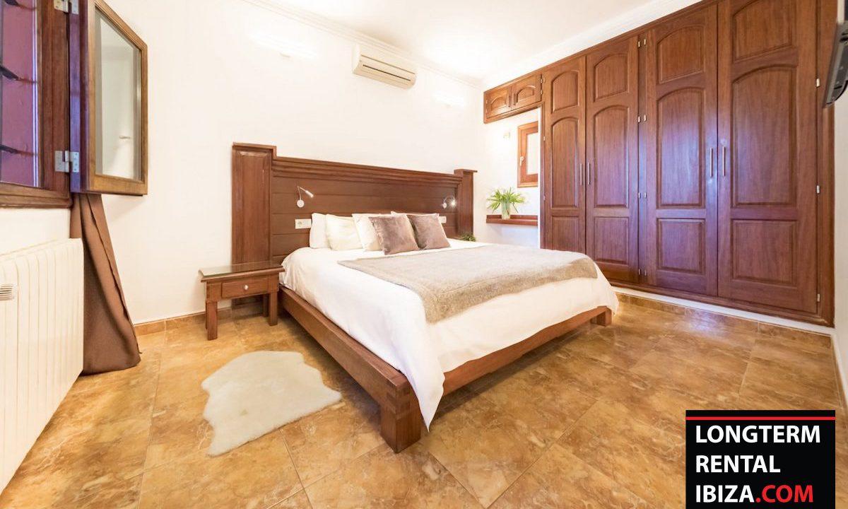 Long term rental Ibiza - Villa Castel 24