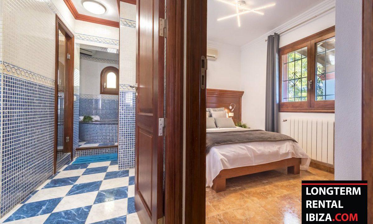 Long term rental Ibiza - Villa Castel 27