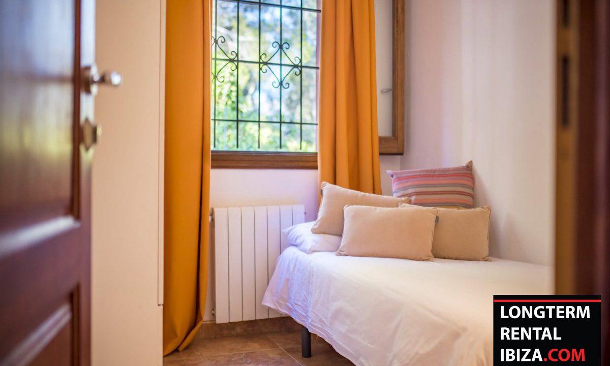 Long term rental Ibiza - Villa Castel 30