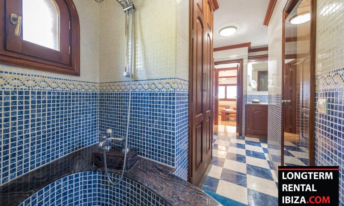 Long term rental Ibiza - Villa Castel 33
