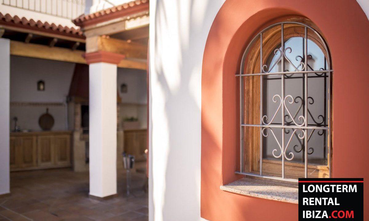 Long term rental Ibiza - Villa Castel 35