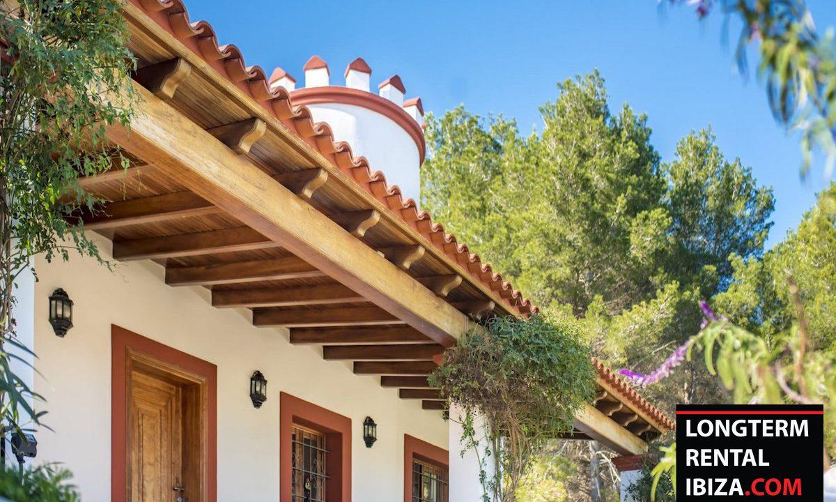 Long term rental Ibiza - Villa Castel 37