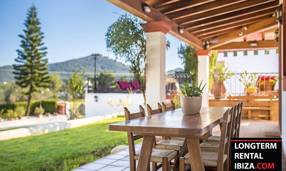 Long term rental Ibiza - Villa Castel 39