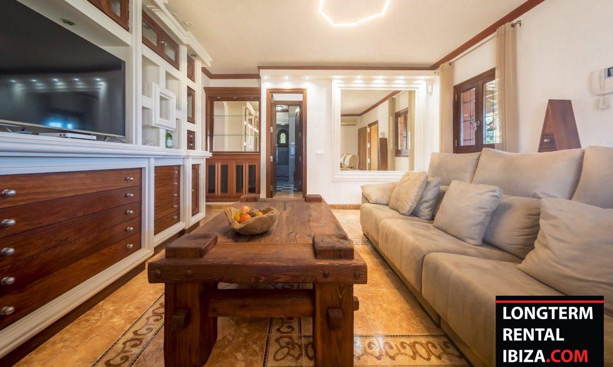 Long term rental Ibiza - Villa Castel 43