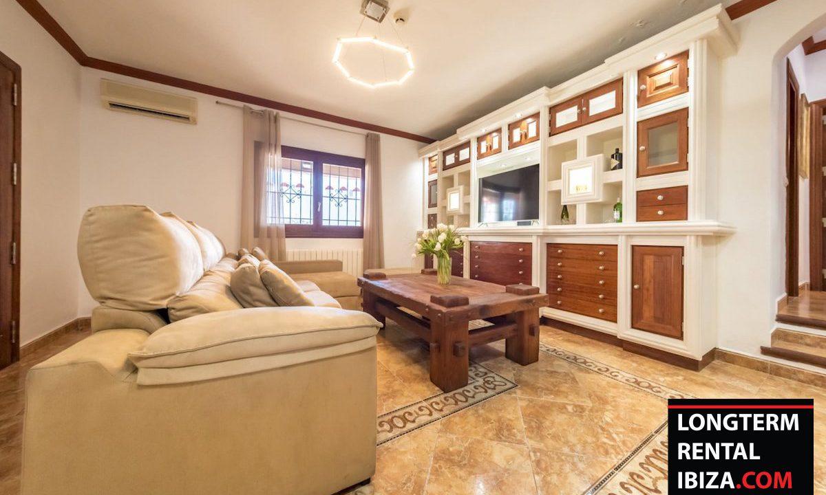 Long term rental Ibiza - Villa Castel 44