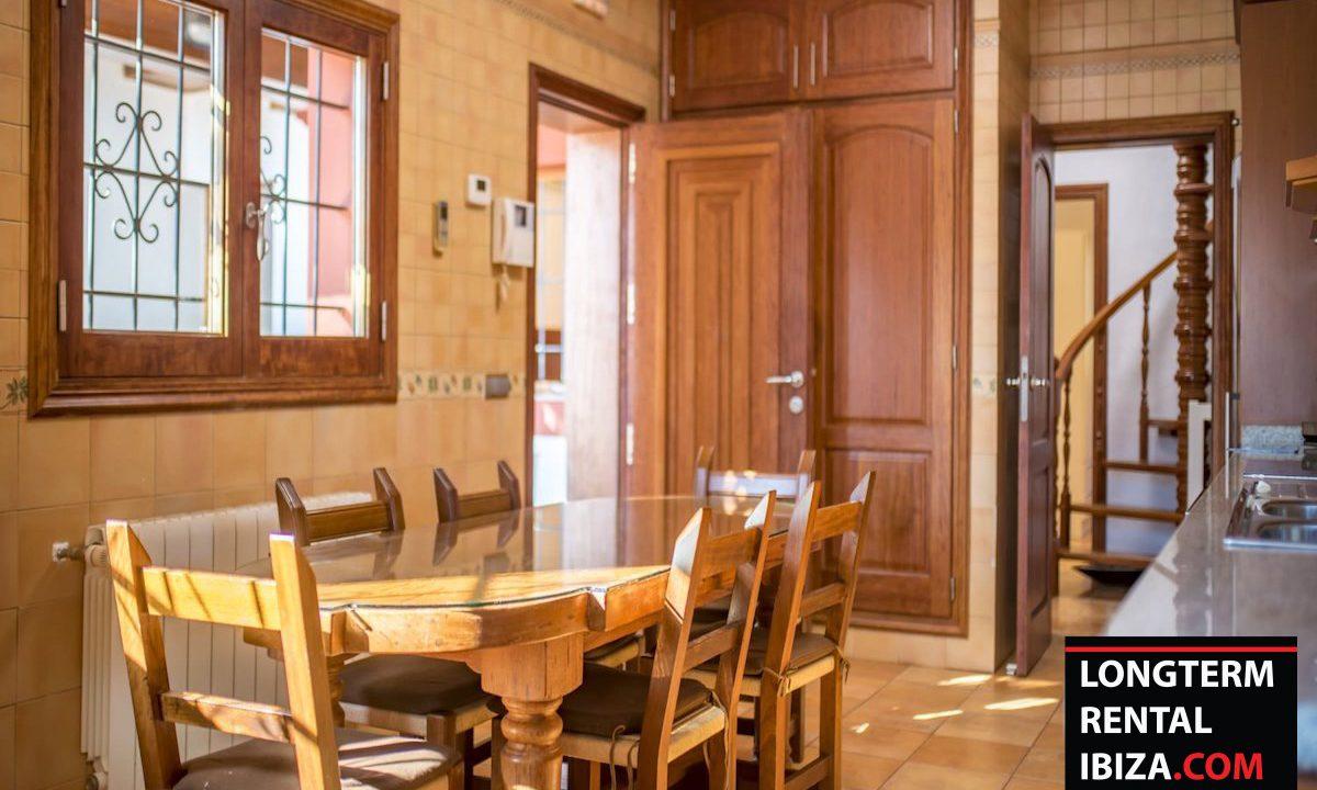 Long term rental Ibiza - Villa Castel 5