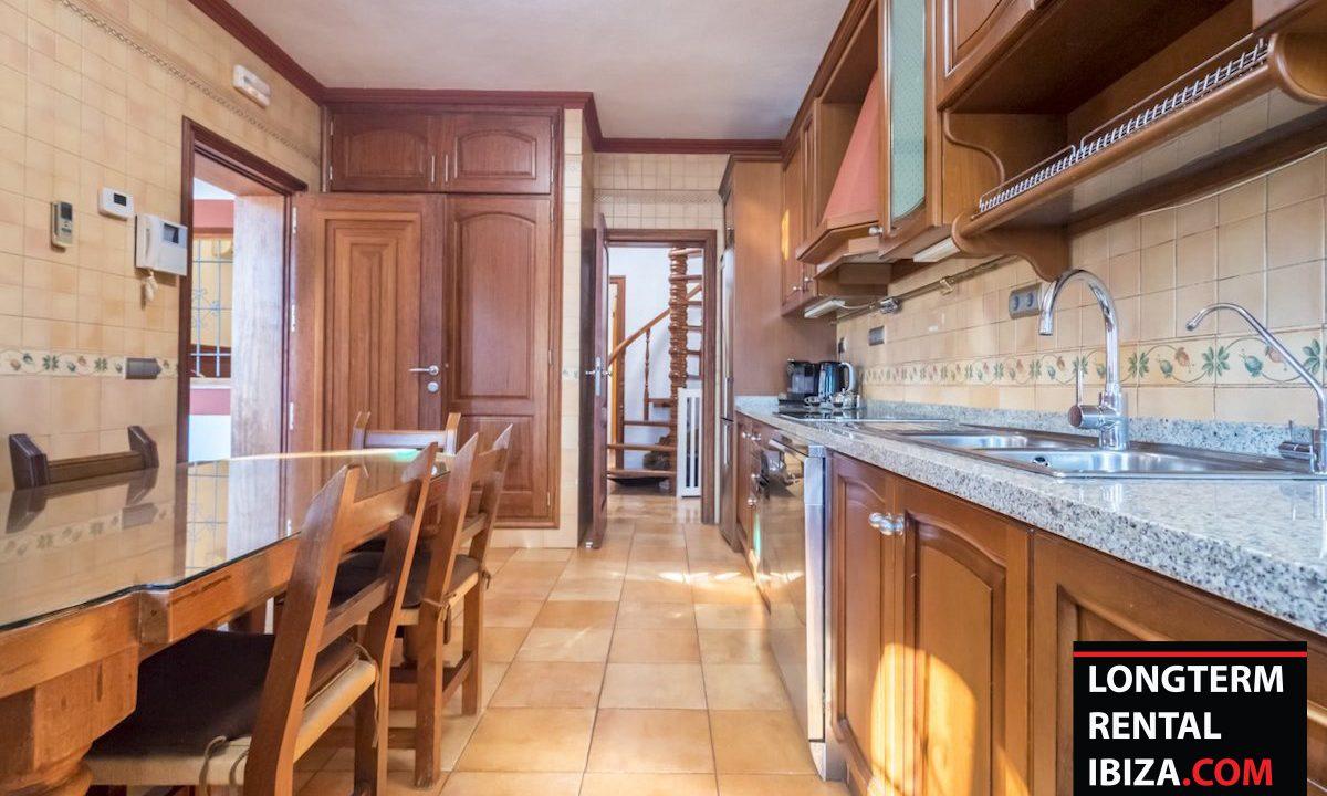 Long term rental Ibiza - Villa Castel 6