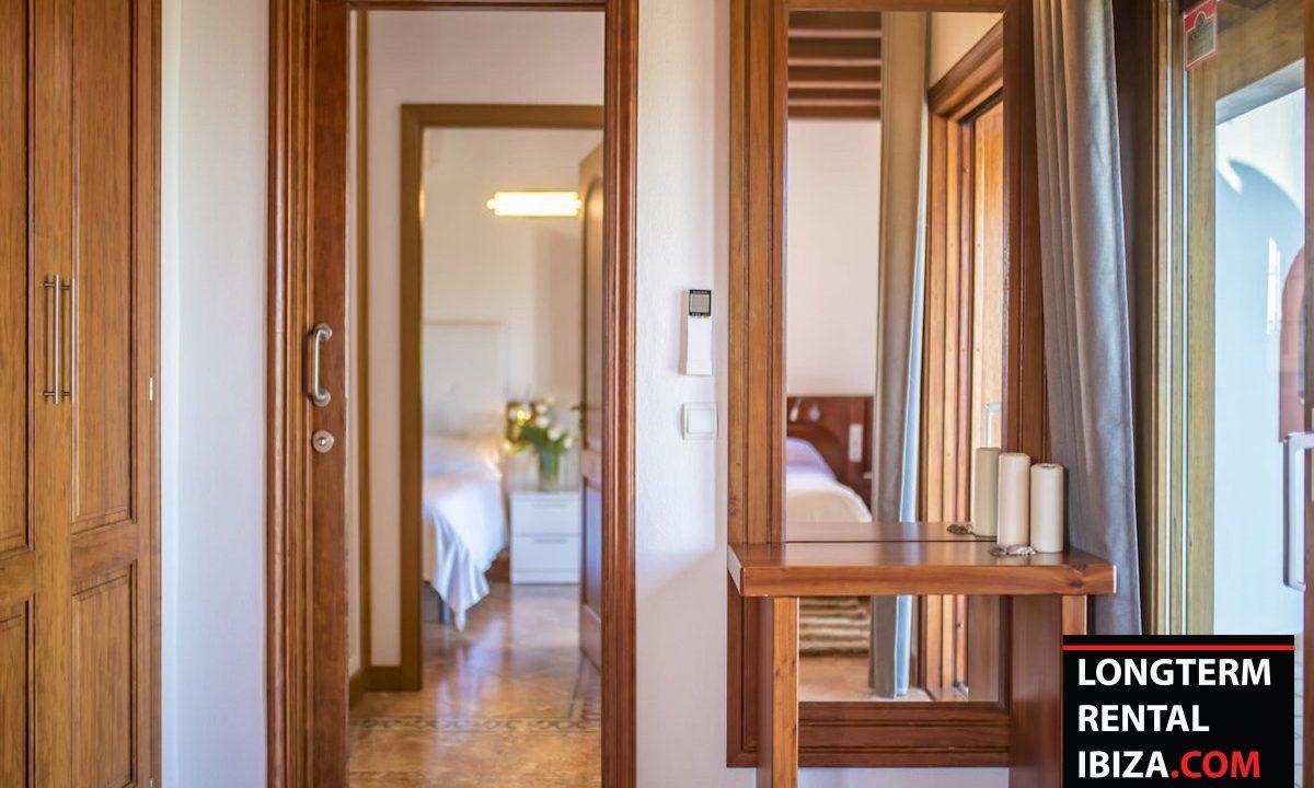Long term rental Ibiza - Villa Castel 7