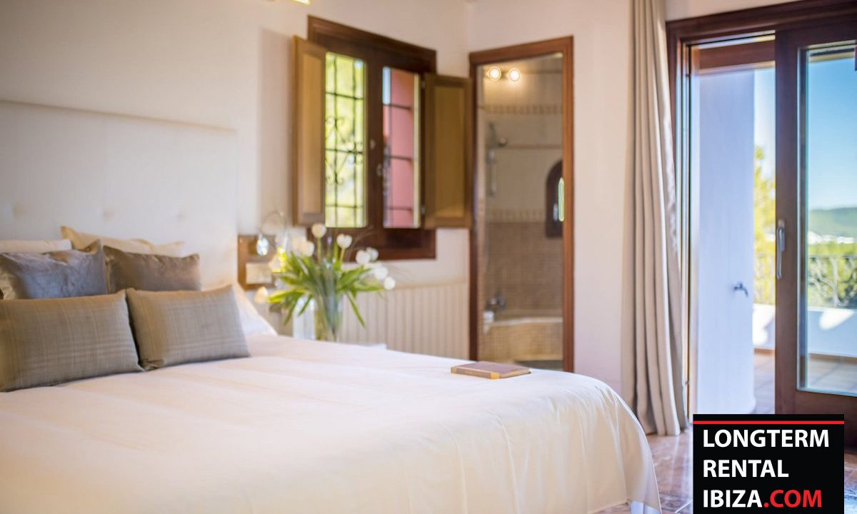 Long term rental Ibiza - Villa Castel 9