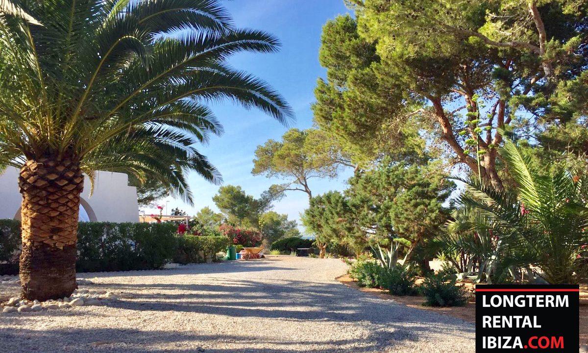 Long term rental Ibiza - Villa Sea 10