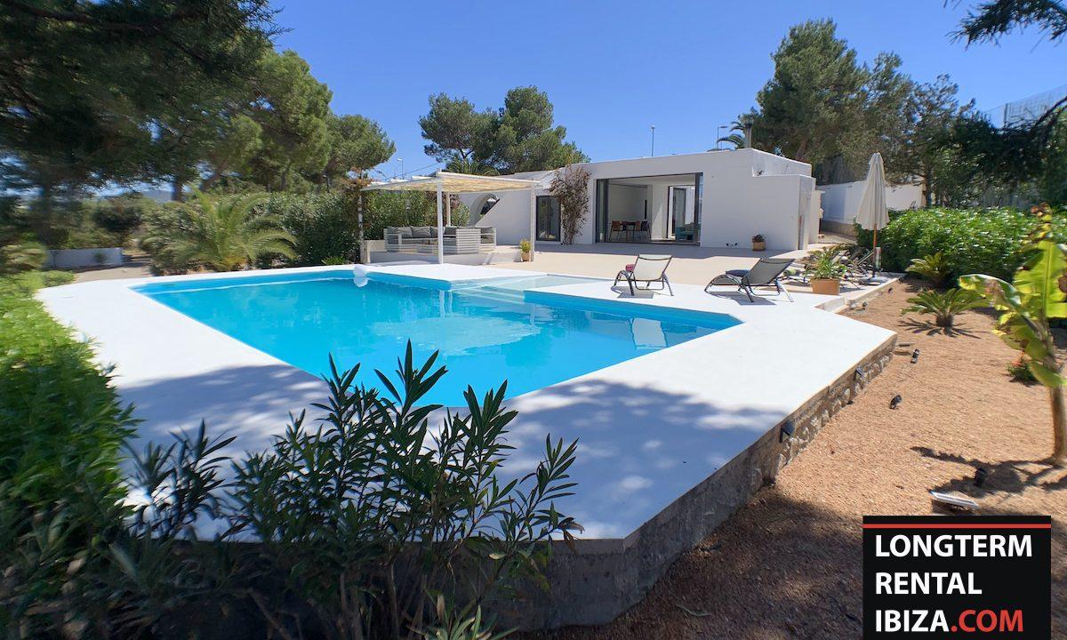 Long term rental Ibiza - Villa Sea 14