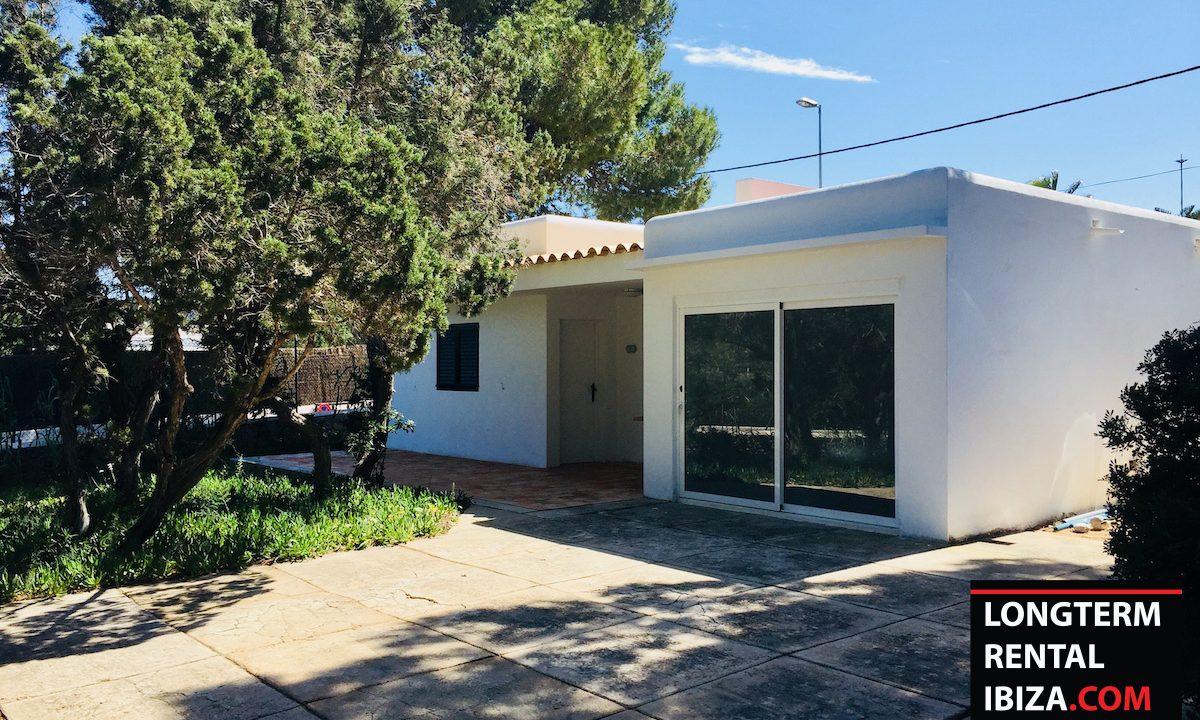 Long term rental Ibiza - Villa Sea 15