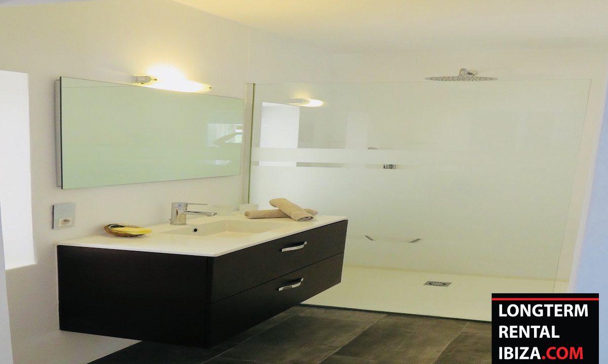 Long term rental Ibiza - Villa Sea 16