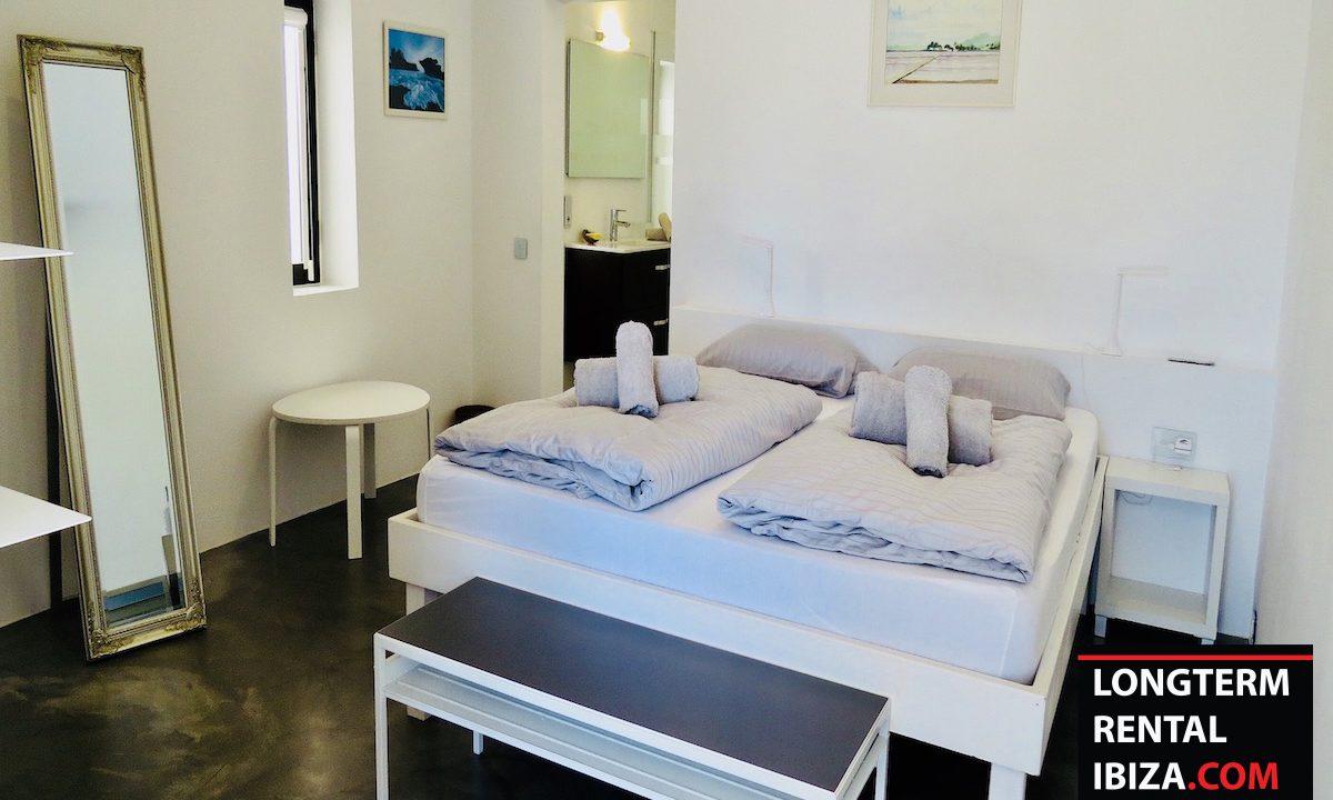 Long term rental Ibiza - Villa Sea 17