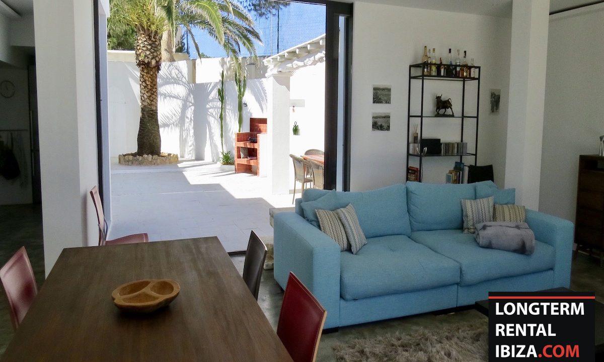 Long term rental Ibiza - Villa Sea 18