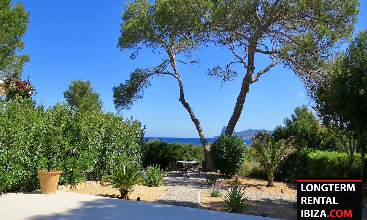Long term rental Ibiza - Villa Sea 19