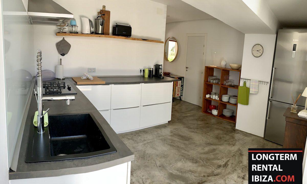 Long term rental Ibiza - Villa Sea 2