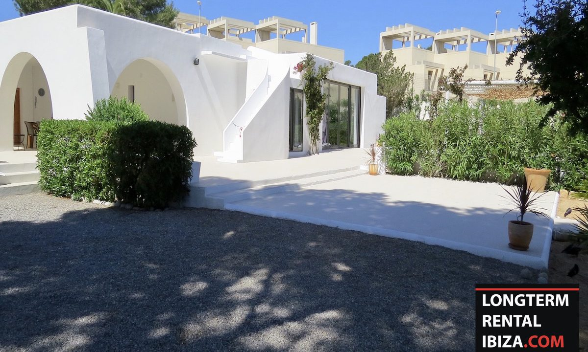 Long term rental Ibiza - Villa Sea 20