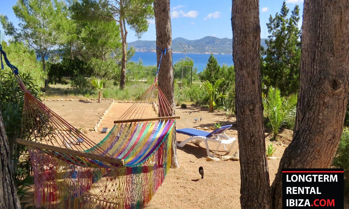 Long term rental Ibiza - Villa Sea 21