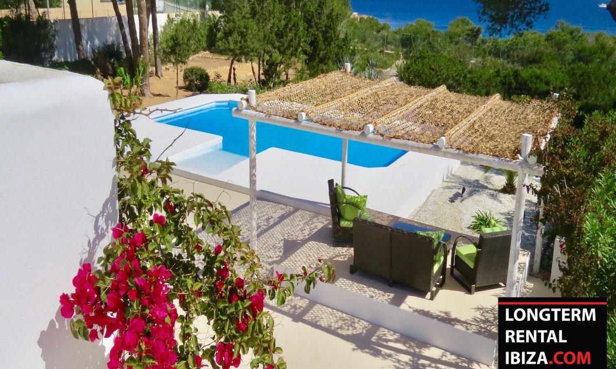 Long term rental Ibiza - Villa Sea 22