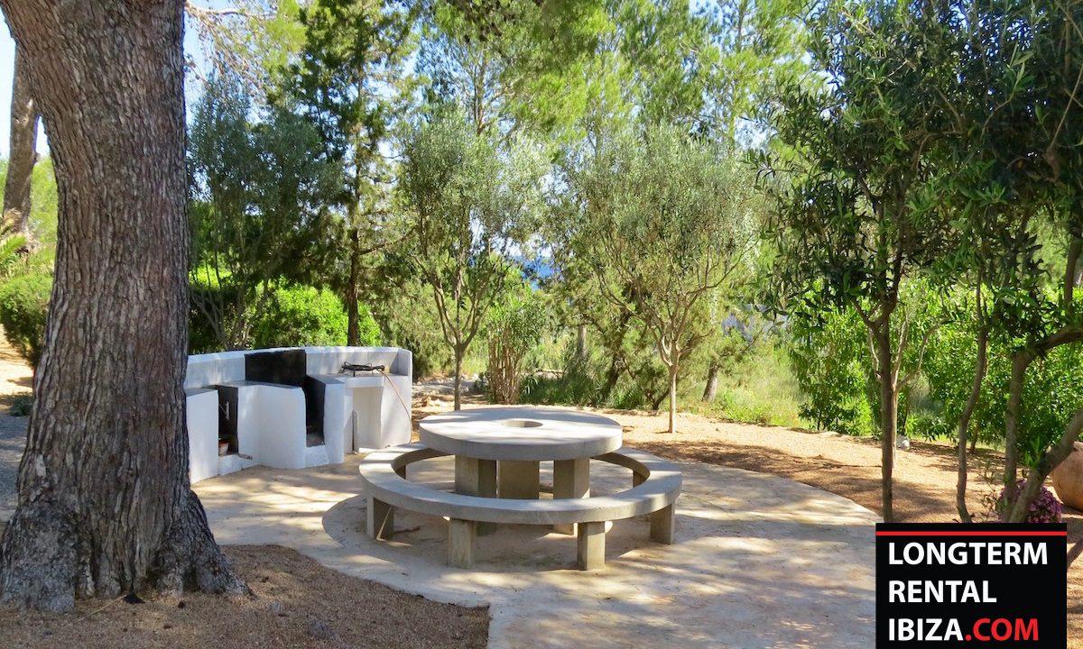 Long term rental Ibiza - Villa Sea 23