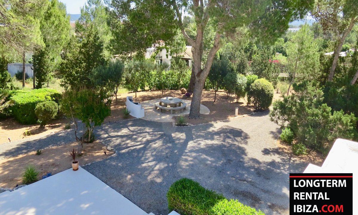 Long term rental Ibiza - Villa Sea 25