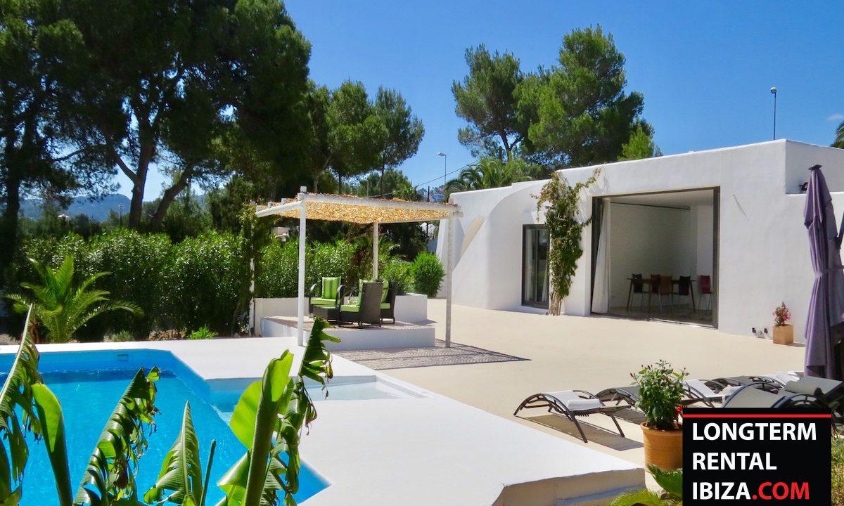 Long term rental Ibiza - Villa Sea 26