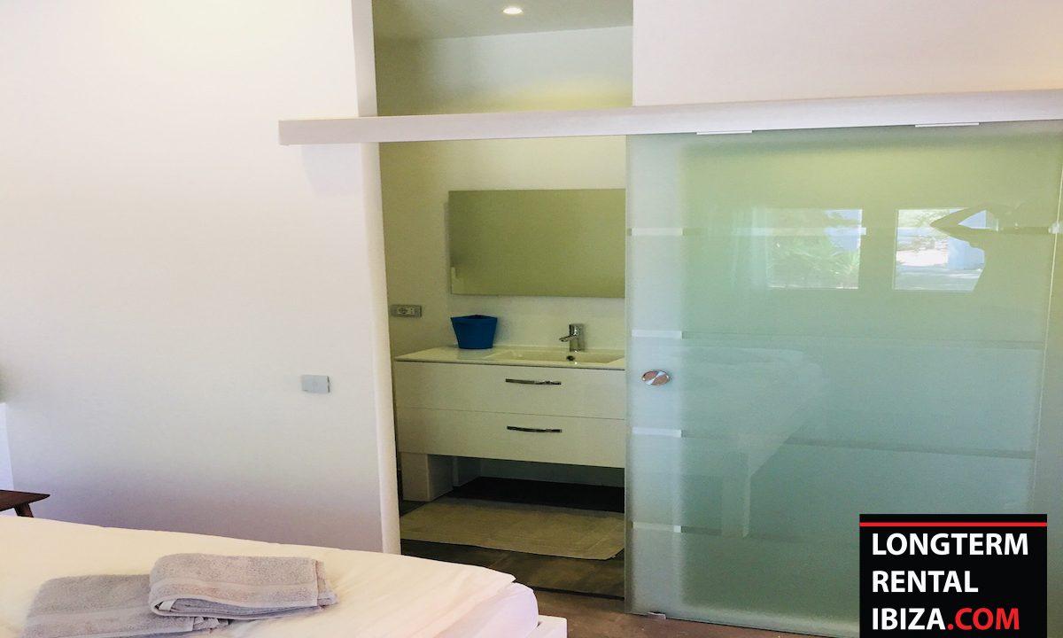 Long term rental Ibiza - Villa Sea 5