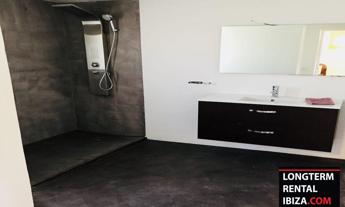 Long term rental Ibiza - Villa Sea 6