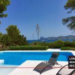 Long term rental Ibiza - Villa Sea