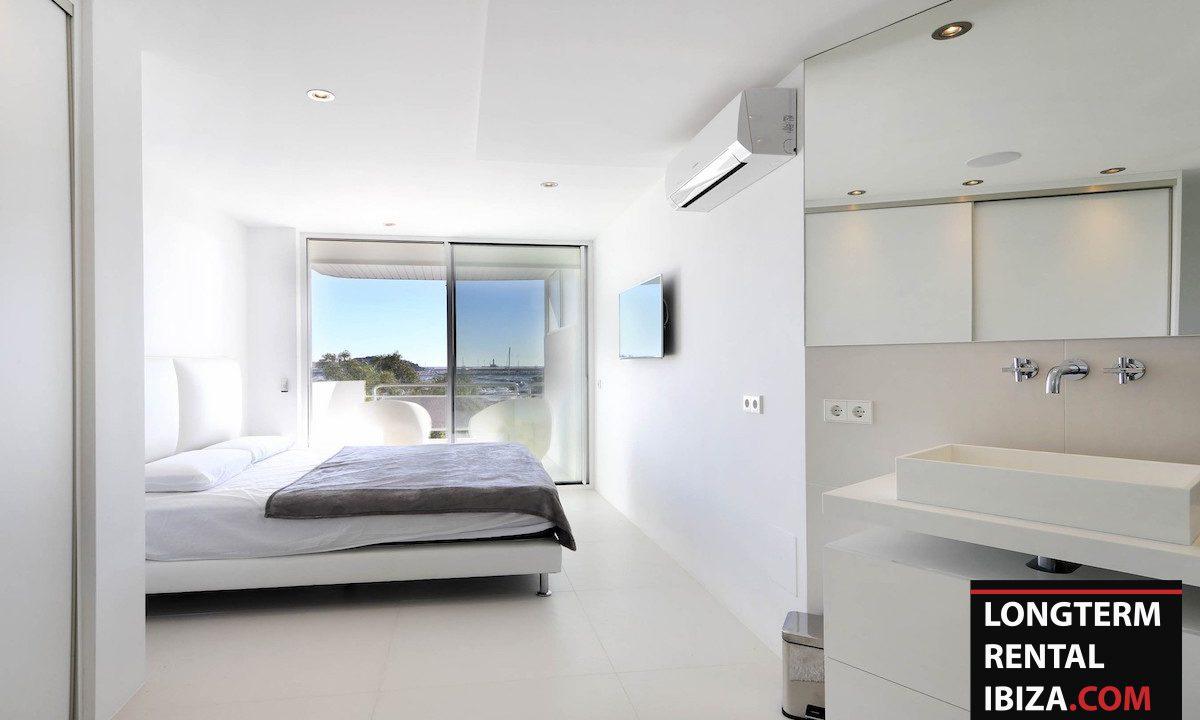 Long term rental Ibzia - Penthouse White dream 10