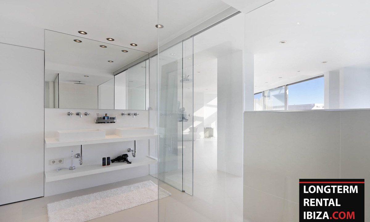 Long term rental Ibzia - Penthouse White dream 11