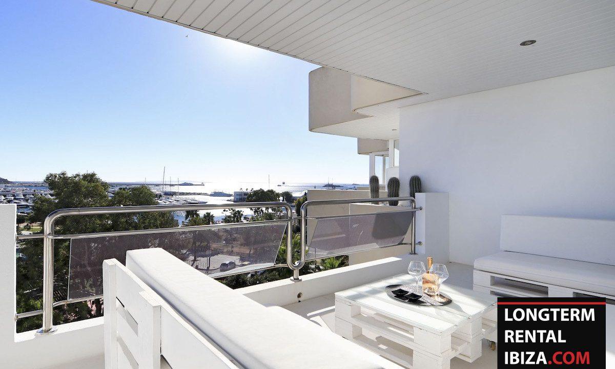 Long term rental Ibzia - Penthouse White dream 13